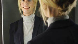 Die Reporterin mit der neuen Frisur (Foto: David Heerde)