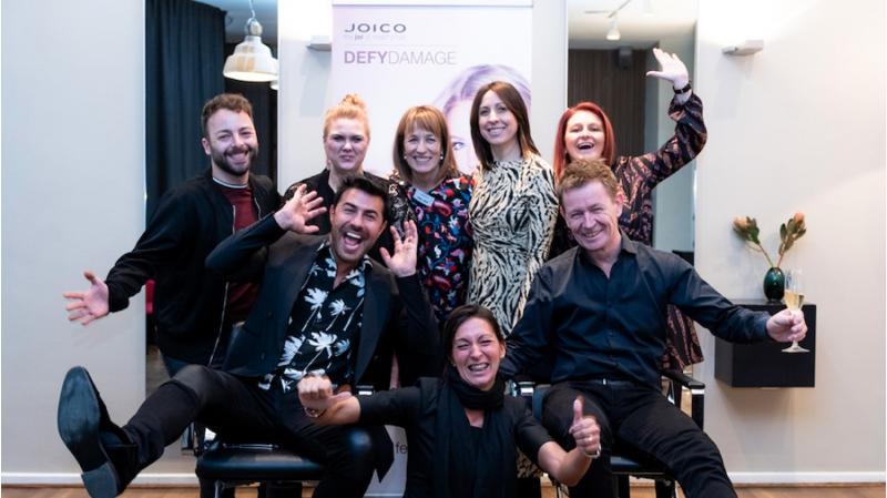 JOICO lud mit Star-Hairstylist Richard Mannah zum Defy Damage Launch in Berlin